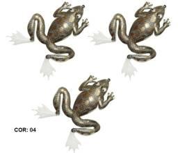 Isca Marine Sports Arrow Frog 4,5cm Cor 04 - Kit 3 Unidades NOVO