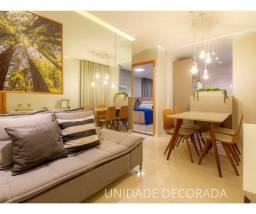 Apartamento em condomínio fechado no Pioneiros com 2 quartos!
