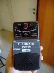 Pedal Afinador Behringer Chromatic TU300