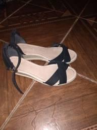 Sapato feminino número 36