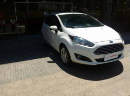 FORD NEW FIESTA SEL 1.6 16V P.SHIFT Branco 2016/2017