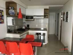 Apartamento no Landscape Beira Mar, todo mobiliado