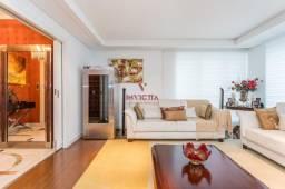 Apartamento à venda com 4 dormitórios em Cabral, Curitiba cod:AA 1580