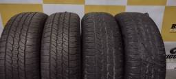 4 pneus 205/60/16 MICHELIN LTX FORCE SEMI-NOVOS