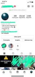 Vendo Instagram com 41k seguidores