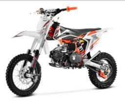 Mini Moto Cross 110cc 100cc Mxf Racing 2021 Motor 4 Tempos