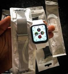 Relógio w26 com pulseira grátis