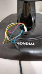 Ventilador Mondial *220V* - Com defeito no botão