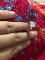 Vendo anel de prata