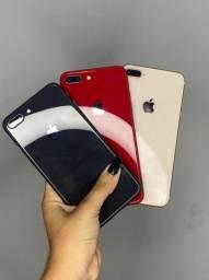 Título do anúncio: iPhone 8 Plus 64 vitrine