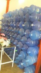 Garrafões de água ( 100 unidades ,vazio)