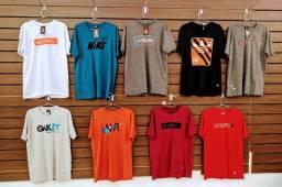 Trabalhe Conosco Camisetas Fio 30.1 Em - Atacado - Por Apenas R$18,50