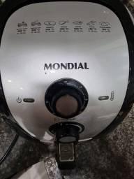 Fritadeira elétrica marca mundial de 5 kg para atender toda família. Saudável.
