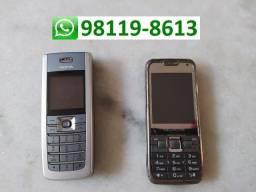 Celular Nokia gsm - Com Defeito
