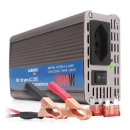 inversor conversor fusivel Proteção contra curto circuito 1000w