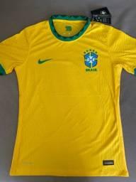 Camisa do Brasil 2021 versão jogador