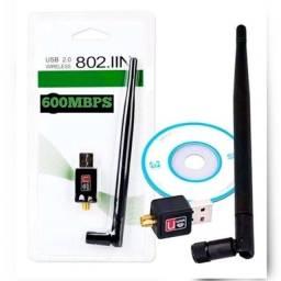Receptor de sinal wi-fi wireless (ENTRE GRÁTIS)