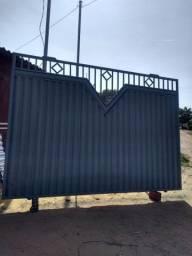 Título do anúncio: Porta de rolo portão grade manutenção