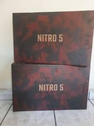 Notebook gamer nitro 5 lacrado