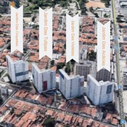Condomínio jardins residence club Apartamento Padrão para Venda em Monte Castelo Fortaleza