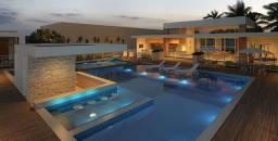RM - Apartamento com 2 e 3 quartos com suíte em Condomínio Club em Candeias