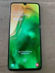 Samsung galaxy A70 branco 128gb