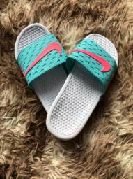 Sandália slide
