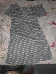 Vestido ombro