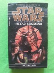 Título do anúncio: star wars: (3) the last command (em inglês)