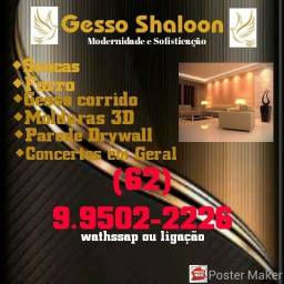Gesso shaloon