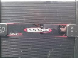 Modulo de potência soundigital 5000w