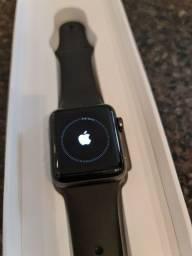 Apple watch série 3 - ORIGINAL, seminovo.