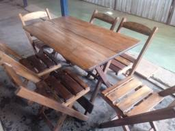 Mesas de madeira,cadeira de madeira,tudo de madeira para sua casa,restaurante,lanchonete