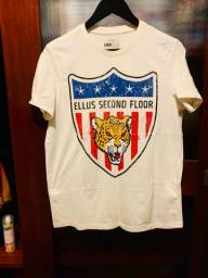 Linda camiseta Ellus 2nd floor!!