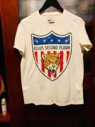 Linda camiseta Ellus 2nd floor!!