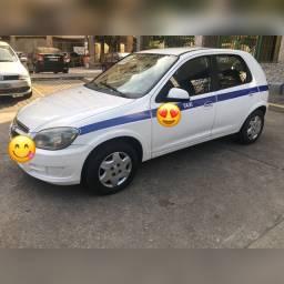 Celta táxi SG estudo trocas