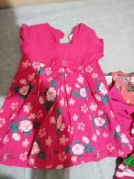 vestidos bebê 2 anos