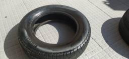 Vendo 4 pneus usados