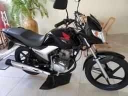 Honda titan 150 mix ks linda aceito moto menor valor é cartão