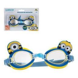 Título do anúncio: Óculos De Natação Infantil Minions - Meu Malvado Favorito