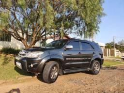 Toyota hilux sw4 2008 vendo ou troco por mais nova, volto a diferença a vista