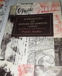 Título do anúncio: Introdução ao Estudo do Direito - Paulo Nader