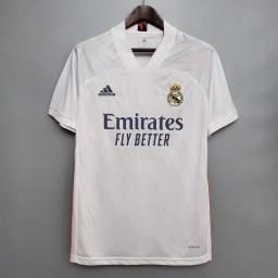 Camisa do Real Madrid