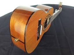 Cavaquinho  -  Cavaco Lucenir Luthier de Cedro 2021 Com Captador e Jack