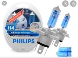 Lâmpada super branca Philips