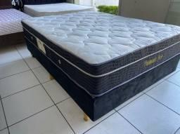 cama box casal Biflex - ENTREGO
