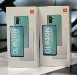 Xiaomi Redmi Note 10 128GB Lacrado - O Xiaomi mais procurado do momento!!
