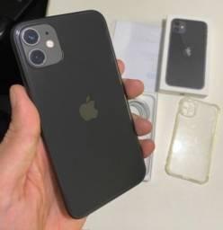IPhone 11 64gb Preto / aceito trocas apenas em iphones