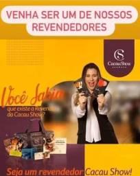 Seja um Revendedor Cacau Show!!
