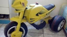 Moto elétrica Infantil 12 v